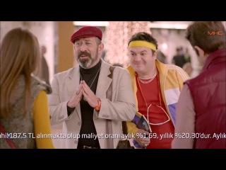 İş Bankası Reklam Filmi 2 \ Cem Yılmaz Çağlar Çorumlu