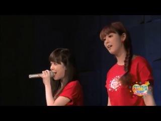 Shimizu Saki & Sugaya Risako - Dakishimete Dakishimete
