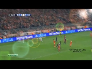 Эвра забил красивый гол Баварии
