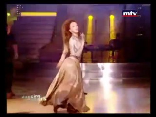 Khalani, Etlah, Artah Myriam Fares Dancing With The Stars DWTS