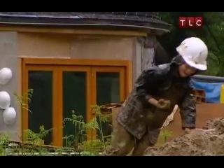 Полнометражный документальный фильм об EARTHSHIP на русском языке.