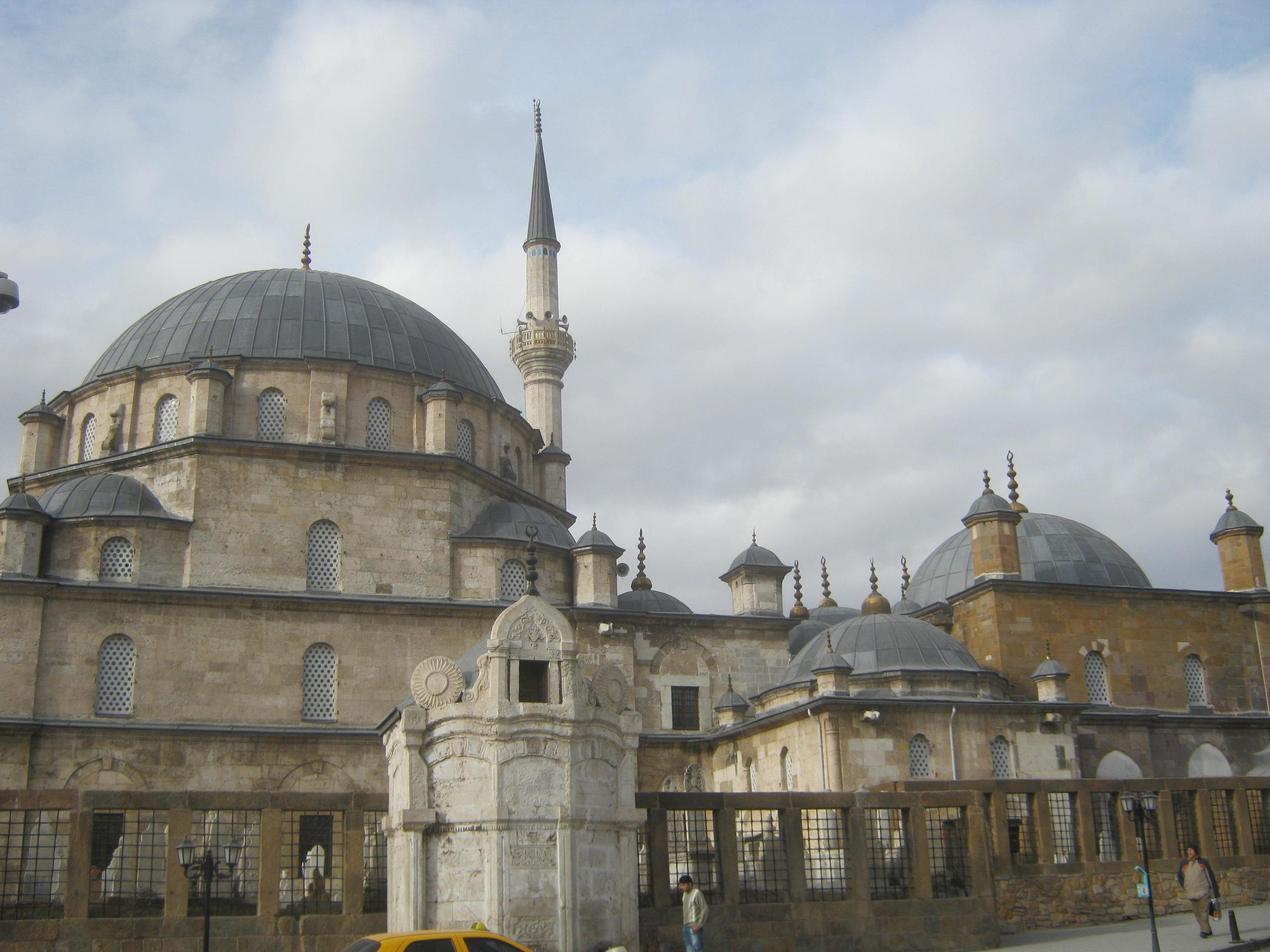 Мечеть Чапаноглу в городе Yozgat