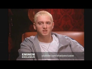 You know what i'm saying? Eminem