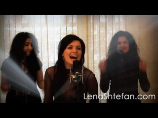 Whitney Houston - Queen Of The Night (caver by Lena Shtefan)
