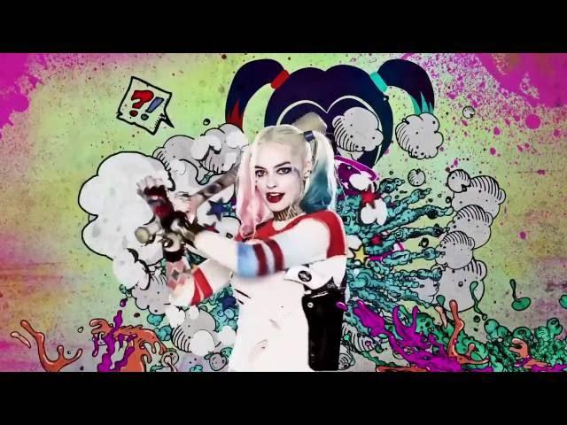 Клип про Harley Quinn из фильма Отряд самоубийц.15