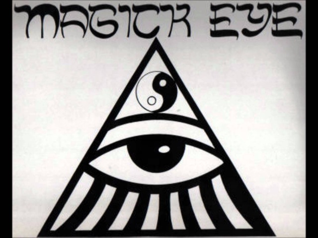 Magic Mushroom Band - Magick Eye
