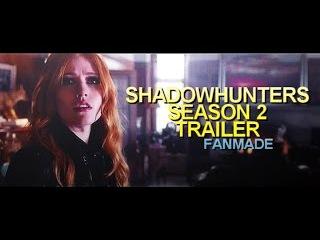 Shadowhunters season 2 Official Fanmade Trailer