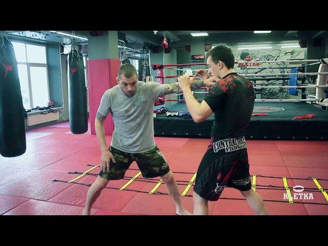 Тренировка на координационной лесенке для ударников от Андрея Басынина