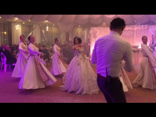 Традиционный армянский танец невесты. Tash-Tush dance Иркутск