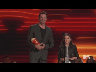 MTV Movie & TV Awards: Hugh Jackman upstaged by 12-year-old Logan co-star Dafne Keen