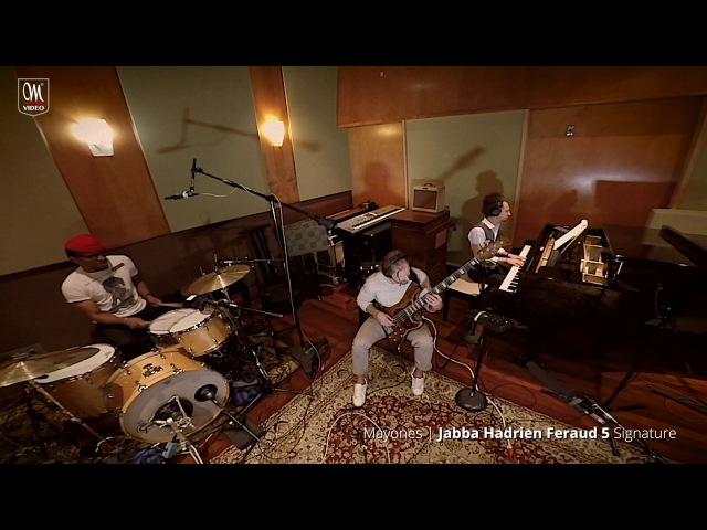 Mayones Jabba Hadrien Feraud 5 Signature Bass - Chane's song Herbie Hancock