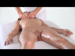 Blonde anal solo