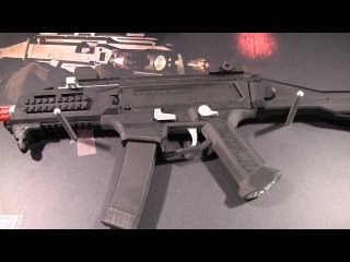 Airsoft Medicine looks at ASG's new CZ Scorpion EVO and Ashbury ASW 338LM Sniper Rifle