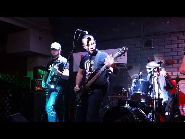 KillScream - Los Toros (Live at Asylum Art Club, Kiev, 18.02.2017)