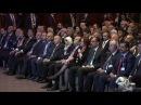 Cumhurbaşkanı Recep Tayyip ERDOĞAN Atlantik Konseyi Zirvesi (İstanbul Swissotel)