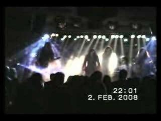 Ava Inferi - Pulse of the Earth Live