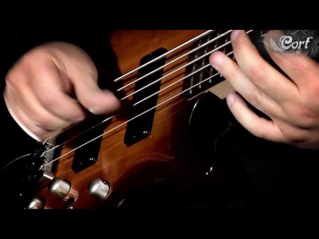 Cort Curbow 42 52 Bass Guitar