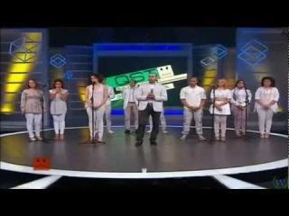 Srgio Saas & Raiz Coral - Eu Deixo A Tristeza Para Mim Alegrar (No Programa Qual seu Talento)