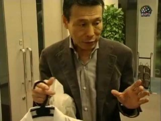 Микио Яхара - гений каратэ.