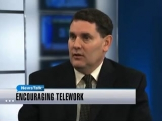 Cisco Федеральный CTO Dan Kent Переговоры Телеработа тенденции