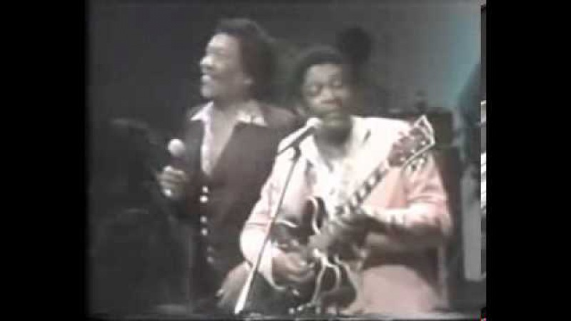 BB King Bobby Blue Bland The thrill is gone 1977