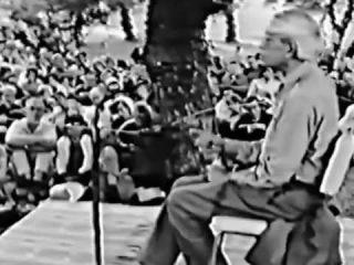 Джидду Кришнамурти - Настоящая революция 1966 3/8