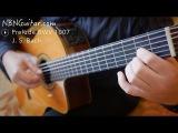 Prelude in D, BWV 1007  Cello Suite No.1  Johann Sebastian Bach  Classical Guitar  Free Tabs
