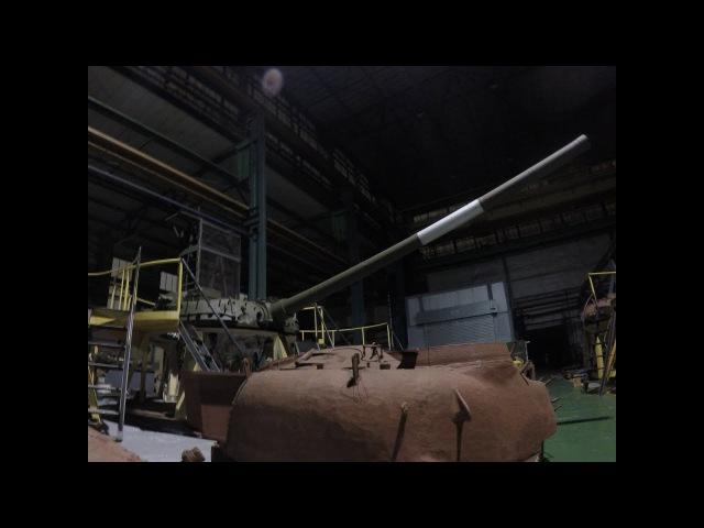 Бронетанковый завод 61-БТРЗ