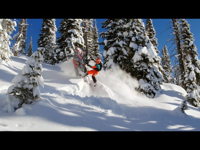 208 Productions - White Gold - Webisode 7 - McCall Idaho Snowmobiling Part 2 - 4K