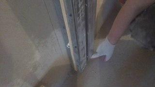 Подготовка дверного проема под установку  двери