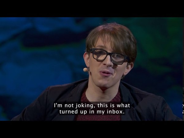 This is What Happens When You Reply to Spam Email James Veitch English Subs