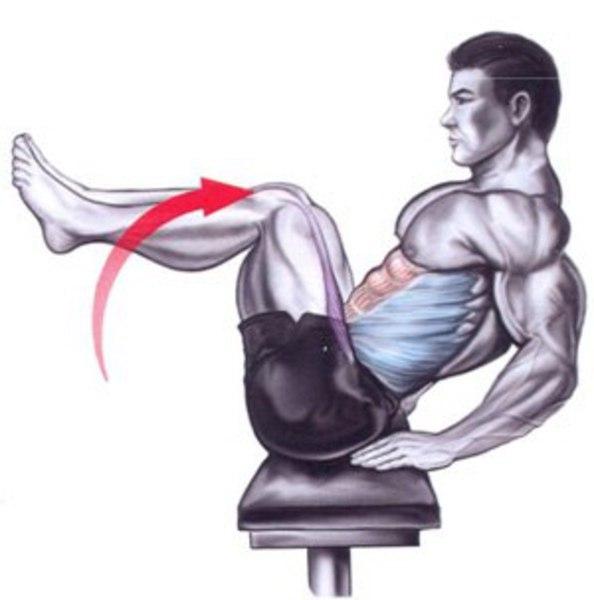Диета для качания мышц