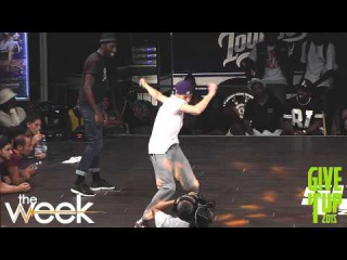 CHI and LUNES vs WILLOW and ZYD -GIVE IT UP LOCKING FINAL 2015 (winners Chi and Lunes)