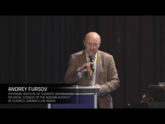 Andrey Fursov The Current World Crisis: Its Social Nature and Challenge to Social Science