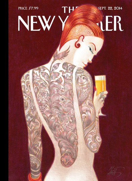 The New Yorker  September 22 2014