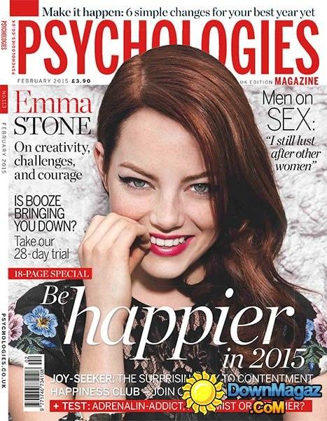 Psychologies UK - February 2015
