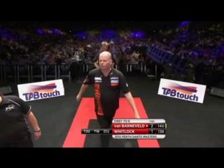 Raymond van Barneveld vs Simon Whitlock (Perth Darts Masters 2015 / Round 1)