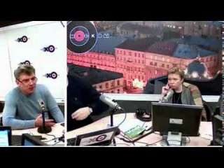Борис Немцов - Последний эфир (Эхо Москвы )