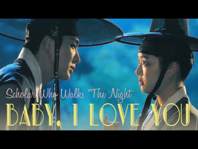 [HD]밤을 걷는 선비❤Scholar Who Walks The Night ❤Sungyeol YangSun❤Baby, I Love You ❤이준기
