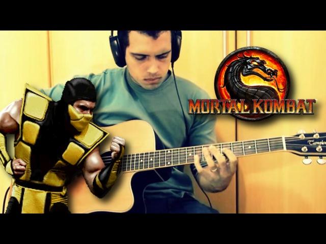 Mortal Kombat (Fingerpicking by Nonato)
