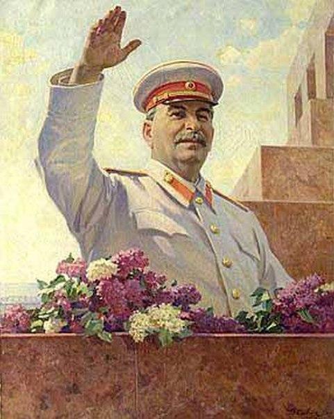 Приколы, открытка со сталиным цена