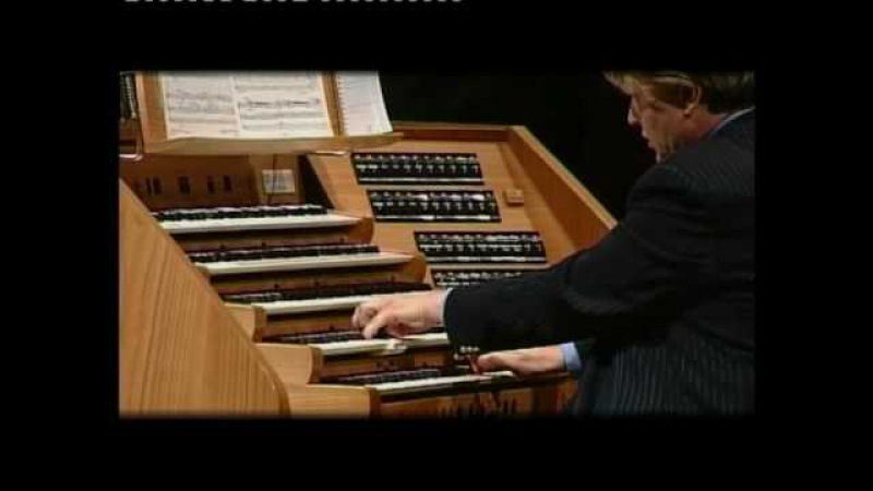 ALBINONI ADAGIO XAVER VARNUS PLAYS THE INAUGURAL ORGAN RECITAL OF THE PALACE OF ARTS OF BUDAPEST