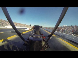 Top Fuel Dragster GoPro On Board