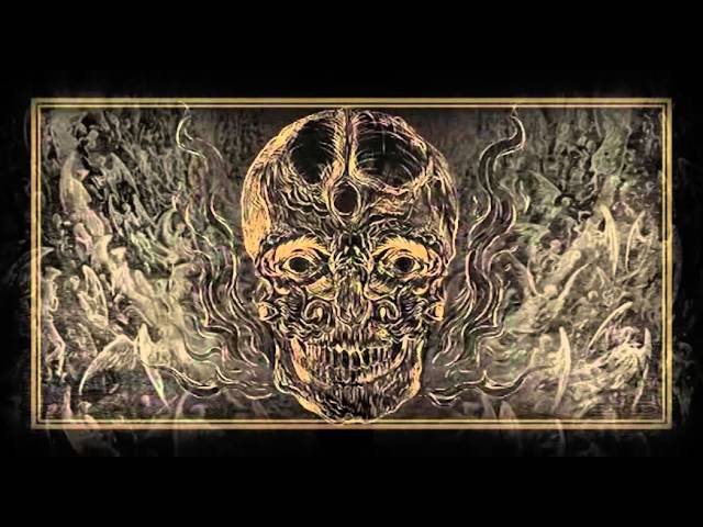 Acherontas Ma IoN Formulas of Reptilian Unification Official Lyric Video Black Metal Greece