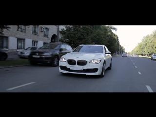 (EA7)Тест-драйв от Давидыча. BMW 750LD.