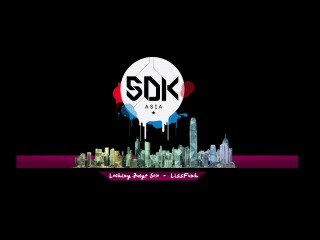 "SDK Asia 2015 Locking Judge Solo - Liss Funk ""Organized by Jamcityhk Limited"
