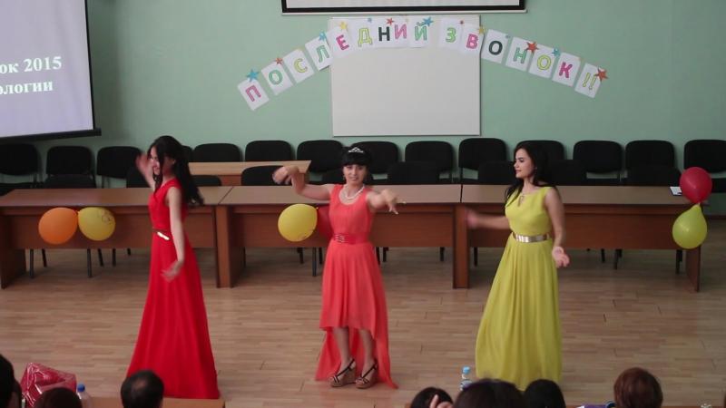 Танец Л 51 М Наврузова А Худуева Н Акимова