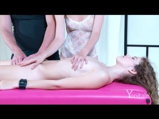 Heidi Romanova на массаже часть 2 | Оргазм на массажном столе | Сквирт, Casting, Amateur, молоденькая модель