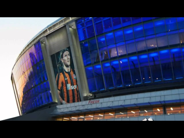 UEFA EURO 2012™ Donbass Arena promo video