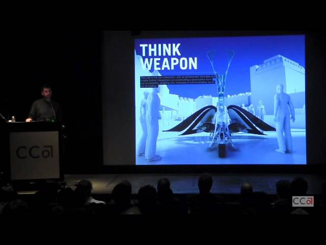 Lecture by Theo Spyropoulos minimaforms
